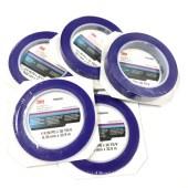 3M 06404 Blue Fine Line 471+ Tape 3mm