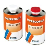 De IJssel Tweecolux Grondvernis per 2000ml set