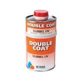 De IJssel DD Double Coat dubbel UV blanke lak voor alle houtsoorten set 750 ml