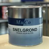 Koopmans MuCo snelgrond primer voor buiten wit of lichte kleur uit wit