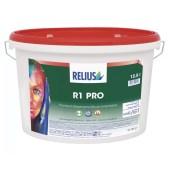 RELIUS R1 Pro zeer goed dekkende schrobvast klasse 1 extra matte muurverf voor binnen per 10 liter