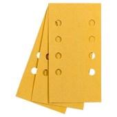 3M 03601 Hookit Fre-Cut Schuurstrook 404C 255P P 120 81 x 153mm per 50 stroken