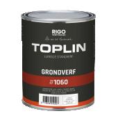 TOPLIN #1060 GRONDVERF op basis van lijnolie-standolie  (voorheen Aquamarijn Toplin Grond) + GRATIS MOTAS.NL katoenen tas (zolang de voorraad strekt)