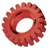 Dynabrade Red-tred Eraser Wheel