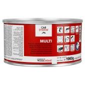 CARSYSTEM MULTI 127.977 Plamuur 2,0 kg (opvolger van Voss Ferro Multi) - aantrekkelijke staffelprijzen