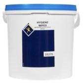 Gramos Hygiene Wipes dispenser-emmer a 800 met alcohol geimpregneerde doekjes