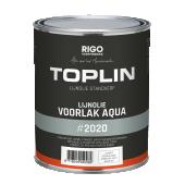 TOPLIN #2020 AQUA VOORLAK voor binnen en buiten + GRATIS MOTAS.NL katoenen tas (zolang de voorraad strekt)