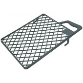 Verfverdeelrooster merkloos grijs 22 x 26cm verfroosters voor in 8 liter emmer minimaal 10 stuks - aantrekkelijke staffelprijzen