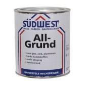 Sudwest Allgrund grondverf voor hout en hechtlaag voor ijzer, zink, kunststof en aluminium per 750ml