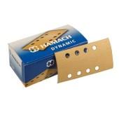 Eagle Finkat mini-sheet 81 x 153 mm of Hamach 856-serie (nieuw) met 8 gaten klittenband hechting per 50 stuks - OP=OP de laatste doosjes
