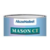 Mason CT P QDP 1K verspuitbare topcoat voor bedrijfsvoertuigen