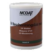 NCoat UV matte watergedragen nanocoating beschermingslak voor hout binnen met UV-blokker