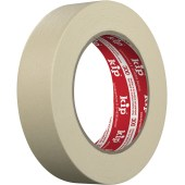 Kip 300 Masking tape standaard schilderskwaliteit chamois