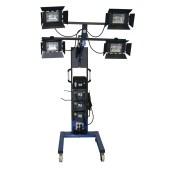 INP UV-A droger modulair systeem met 4 lampen