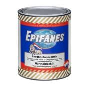 Epifanes Hardhoutolievernis hoogglans of Woodfinish Matte met UV filter vernis voor teak, eiken en overige vet- en oliehoudende houtsoorten 1000ml
