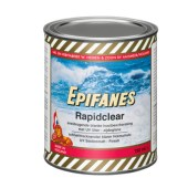 Epifanes Rapidclear sneldrogende zijdeglans houtbescherming met UV filter 750ml