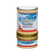 Epifanes Poly-urethane BLANK ZIJDEGLANS 2-componenten zijdeglans DD jachtlak blank met UV-filter set met verharder 750 gram