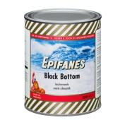 Epifanes Black Bottom zwarte scheepslak