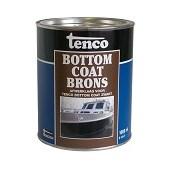 Touwen Tenco Bottomcoat Brons beschermde gladde afwerklaag voor objecten onder water