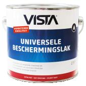 Vista Universele Beschermingslak watergedragen hoogglans, zijdeglans of extra mat voor wanden en vloeren