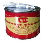 Debrasel ALsi 12 aluminiumplamuur ORIGINELE DEBRASEL set plamuur met verharder