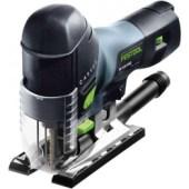 Festool Pendeldecoupeerzaag PS 420 EBQ-Set CARVEX met Accessoire-SYS ZH-SYS-PS 420 (= 561587 + 497709) + GRATIS 15 zaagjes Festool 486549 twv 25,98