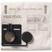 Festool Filterzak FIS-CT 22 SP VLIES/5