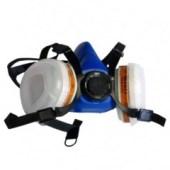 Gerson Reusable Halfgelaatsmasker 9211E2B-9311E2B met verwisselbare patronen en voorfilters A2 FFP2