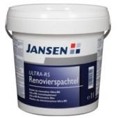 Jansen Ultra-RS lichtgewicht koudschuim Renovatieplamuur voor wanden 1 liter