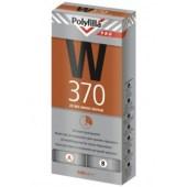 Polyfilla PRO W370 vulmassa vulpasta epoxy-vrije 2K Grote houtreparatiepasta per set van 600ml (opvolger van Sikkens WR) - aantrekkelijke staffelprijzen