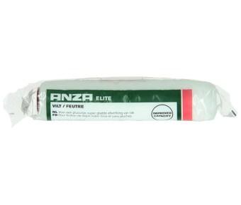 Anza VILT ELITE MINI verfrol viltroller 10cm voor het rollen van 1-komponent VOC lakken op hout - aantrekkelijke staffelprijzen