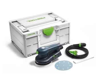 Festool Excenterschuurmachine ETS EC 125/3 EQ-Plus in de nieuwe Systainer3