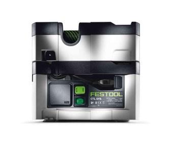 Festool Draagbare stofzuiger CTL-SYS CLEANTEC NIEUWSTE MODEL (opvolger van 584173)
