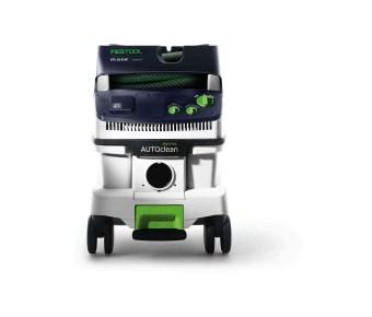 Festool Mobiele stofzuiger CTL 26 E AC AUTOCLEAN CLEANTEX met gladde slang (opvolger van 584017)