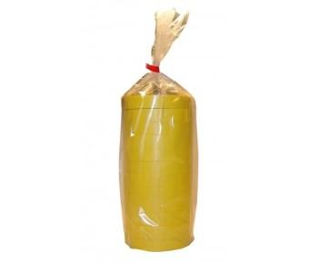 Yellow Gold Masking paperrice Washi-tape breedte 25mm per koker