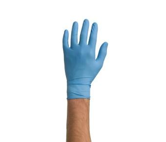 Colad disposable nitrile handschoenen per 100 (blauw) - UIT VOORRAAD LEVERBAAR - aantrekkelijke staffelprijzen