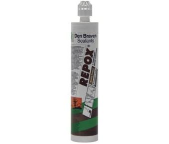 Zwaluw Den Braven REPOX vulmassa vulpasta - blijvend elastisch houtreparatiemiddel 250 ml