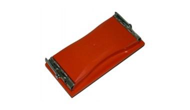 INP PRO-TEK Handslijper oranje 10,5 x 21 cm (alternatief voor de Kaupp unislijper no. 1)