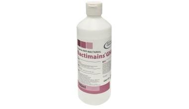 Laboratoire Garcin-Bactinyl BACTIMAINS GHA - vloeit goed en plakt niet - hydro-alcoholische gel (80% ethyl alcohol) 500ml