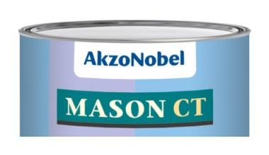 Mason CT QDP 1K kwastbare topcoat voor bedrijfsvoertuigen
