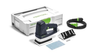 Festool  Lineaire schuurmachine DUPLEX LS 130 EQ-Plus in de nieuwe Systainer3