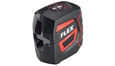 FLEX ALC 2/1-Basic Laser kruislijn 2 lijnen - OP=OP DE LAATSTE NOG 1 UIT VOORRAAD LEVERBAAR