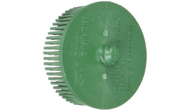 3M 07526 Scotch-Brite Roloc Bristle Schijf borstels RD-ZB 76 mm P50 per 5 schijven - OP=OP de laatste NOG 1 los doosje van 5 stuks