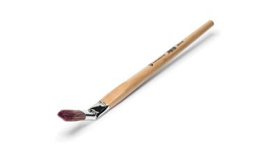 Gebogen lyonse penseel synthetisch Staalmeester serie 2010 - aantrekkelijke staffelprijzen