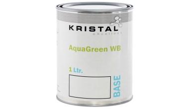 KRISTAL AquaGreen WB watergedragen autolak met of zonder kleurstaal-service
