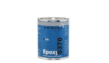 KRISTAL Epoxy Primer Surfacer EP 62 waterdichte 2K primer voor restauratie kleur grijs
