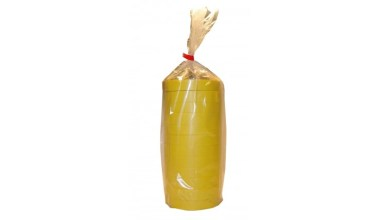 Yellow Gold Masking paperrice Washi-tape breedte 19mm per koker